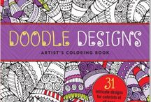 Artist's Coloring Books / Experience the therapy of color with these Artist's Coloring Books with beautiful, intricate designs perfect for colorists of all ages! http://www.a-choice-of-gifts.co.uk/giftshop/cat_984478-Artists-Coloring-Books.html