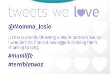 Tweets we Love / Tweets about parenting or breastfeeding that we love at Lansinoh!