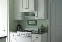 KITCHEN / by Somethin' Salvaged