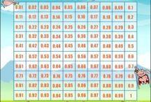 Fractions & Decimals Games