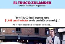 EL TRUCO ZULANDER / Among the numerous software of binary review El Truco Zulander is the most trustworthy and it is fully automated. For making binary profitable trading El Truco Zulander is created. Now let's acknowledge about El Truco Zulander review. http://legitbinaryreview.com/el-truco-zulander-review/