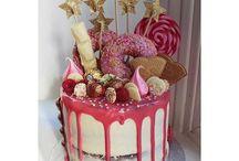Cake . Decorating