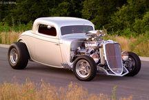 custom ford cars