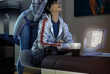 Mass Effect Universe / Pics and other Stuff from Bioware's Mass Effect Universe