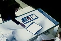secret agent interfaces / In agent movies, I am always impressed by the look of the futuristic high-tech interfaces. From the usability perspective for sure a no go, but they look amazing, so I started to collect some screens