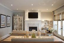 Living Room Inspiration  / by Chelsea Godin