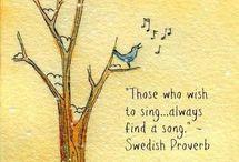 Sing, song