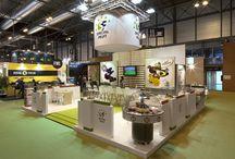Fruit Attraction 2016 / Éstos son los 3 stands que hemos diseñado, fabricado e implantado en la feria FRUIT ATTRACTION, la Feria Internacional del Sector de Frutas y Hortalizas que se realizó del 5 al 7 de octubre de 2016. www.alternativa.es