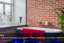 Brickslips We Sell / Our Range of Brickslips