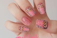 Nail Art/Polish & Nail Care / Beautiful ideas / by Jackie Arnold