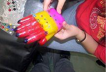 Gem-It Wax Hands