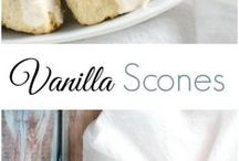 Yummie Goodness : Scones