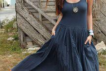 Maxi vestidos / Vestiditos