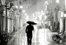 Rainy Days / by Elizabeth Elmore