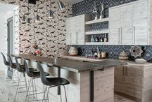 Cool Kitchen Design / Cool ideas for modern kitchens