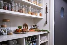 Pantry / Clever ideas for a pantry