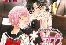 Takane & Hana #manga
