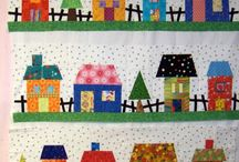 Quilt a row