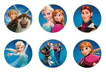 free printable frozen