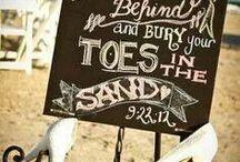 HONEYCOMB: beach wedding / Starfish crowns, bridal bouquets, reception ideas for a magnificent beach wedding