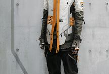 SciFi Clothing / Clothing inspired by Science Fiction
