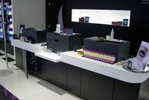 Retail Service Counters / Customer Service & Payment Counters | Retail Fixtures | Retail Fixtures | Retail Design | Supermarket Design | Hypermarket Design | Design & Manufacture by the worlds leading shop equipment and solutions provider | HMY Group, your global shopfitting partner