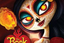 book of life makeup