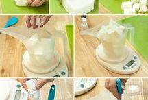 Zeep maken
