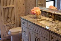 Bathroom remodel / by Angelique Castaneda