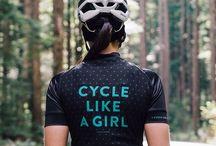 Cycle like a girl