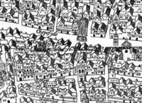 Medieval London Maps