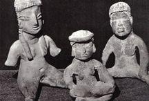Figurillas de Tlapacoya