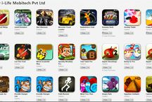 Free Games for iPhone / by i-Life Mobitech