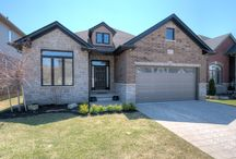 SOLD! - 6625 Raleigh Blvd / 2 Year Old, 3+1 Bedroom, 3 Bathroom #Ranch with Finished Basement in Talbot Village!   $419,000 - www.ForestCityTeam.com  #realtor #realestate #realestateforsale #homes #homeforsale #ldnont #LondonON