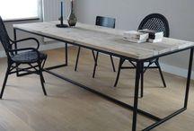 Mesas y tablas de trabajo