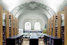 Biblioteca Delfini / PROGETTO: Cuppini Associat; Intertecnica