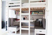 2 poschodova postel