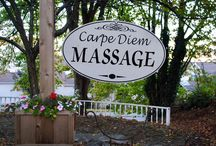 Inside Carpe Diem Massage
