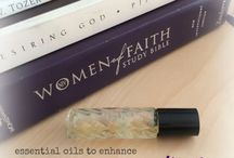 Essential Oils for Spirit