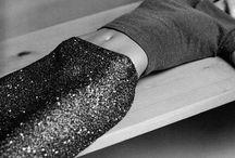 g l i t t e r y g a l a x y / Board of anything glitter coated.