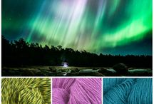 Inspired Color Combinations / by Lux Adorna Knits