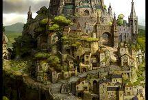 Fantasy Location Ideas