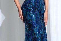 My dress by Liz.