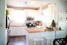 //la cucina / home decor inspiration - kitchen