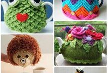 Free Pattern / Tea cosy