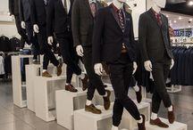 Manequins display