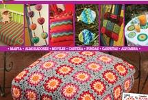 Tejido Crochet #EviaDIGITAL / Son ediciones en formato digital para descargar en su computadora o dispositivo en forma de archivo (pdf) para consultar o imprimir las veces que necesite desde su casa.