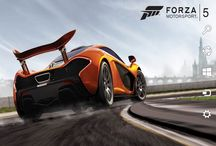 Forza 5 / New Theme For windows 7 8 8.1
