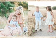 Family outfit inspiration / Purely Taken. Photography, Mildura Photographer Style Guide