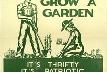 Green Thumb (Homesteading) / Whimsical and Beautiful Garden Art and D-I-Y